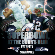 Super Bowl Party at the Boar's Head Dublin