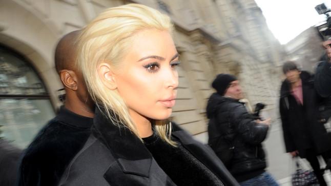Kimmy K Blonde