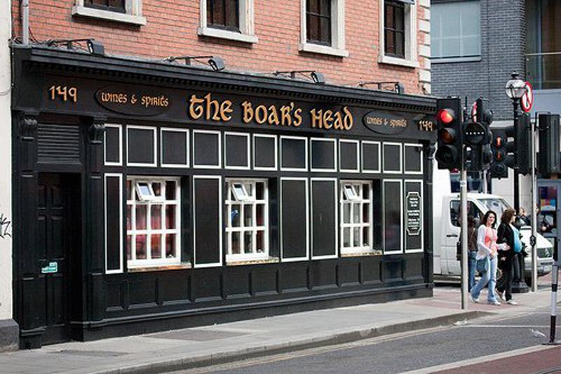 The-Boars-Head