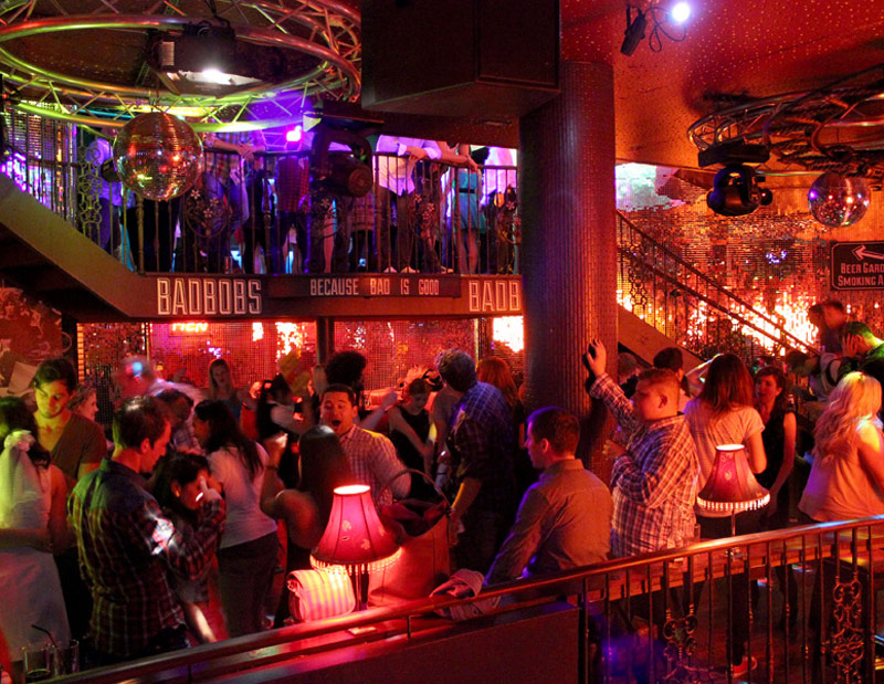 best clubs in dublin