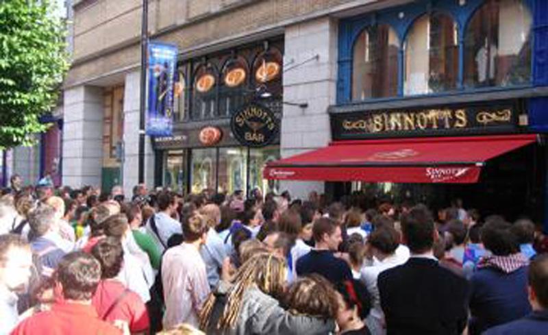 Sinnotts-bar
