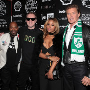 VIP Celebs Step Out In Style At Lillie's For Gumball 3000 Launch